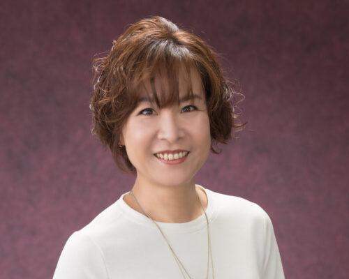 東 美恵子(ひがし みえこ)